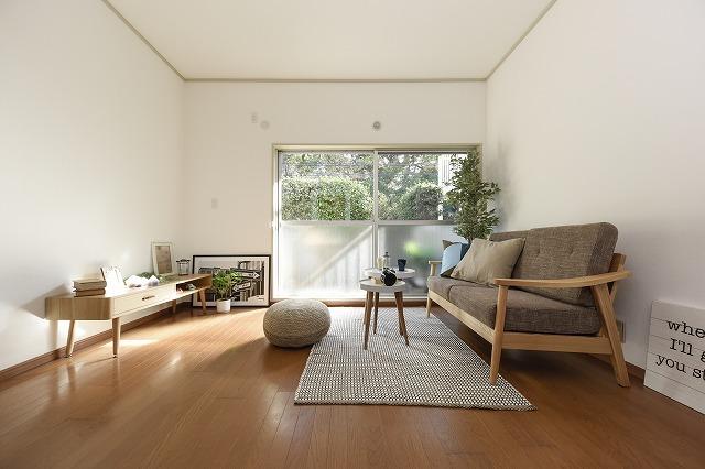 ウッドデッキで癒される贅沢空間 FUJISAWA KUGENUMA