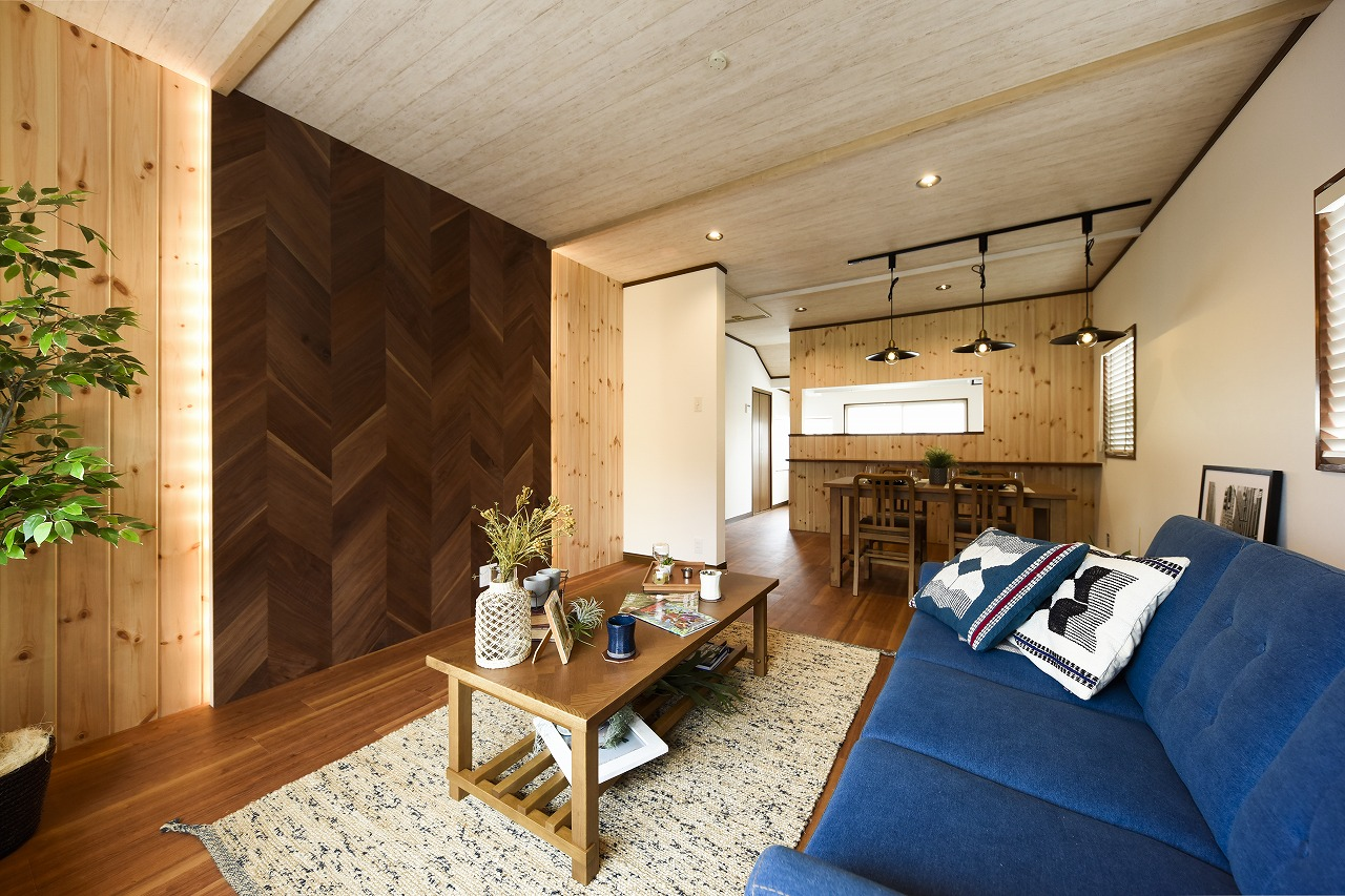 ベイエリアの魅力を楽しむ4LDKの家|YOKOHAMA SUGITA