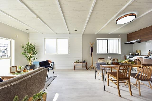 心地良い西海岸テイストの家 TOKYO NERIMA